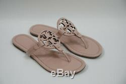 #10 Tory Burch'Miller' Flip Flop Sandals Size 8.5 M $198 retail