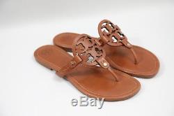 #80 Tory Burch Miller Flip Flop Sandals Size 10 M