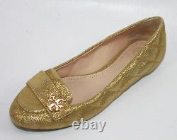 AUTH $265 Tory Burch Women Leila Loafer Shoes 6.5