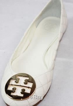 AUTH Tory Burch Women Quinn Ballet Flat Shoes 9.5