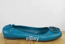 AUTH Tory Burch Women Reva Ballet Flat Shoes