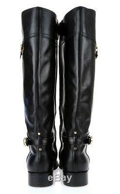 Authentic TORY BURCH ELOISE Black Knee High Boots Sz. 10 M $495