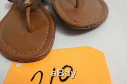B-210 Tory Burch'Miller' Flip Flop Leather (Women) Sz 7 M $195.00