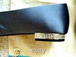 NEW TORY BURCH WOMEN FLAT BALLET SHOES WithORIGINAL BAG 10M