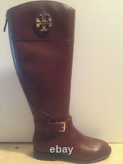 NEW Tory Burch Adeline Leather Almond Boot Shoe Size 6 M