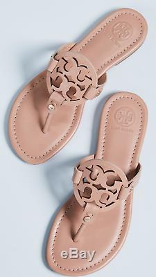 NIB Tory Burch miller sandals. Size 9 make up color