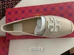 NWT Tory Burch Shoes Espadrille 8.5 US