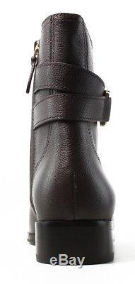 New Tory Burch Womens Brown Fashion Boots Size 8