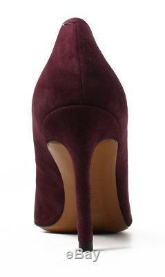 New Tory Burch Womens Elizabeth Purple Pumps Size 8.5