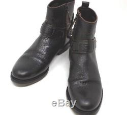Tory Burch Black Color leather Women Ankle Boots Shoe Size 5.5