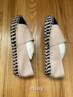 Tory Burch Espadrille Slip On Shoes Size 8 US Womens