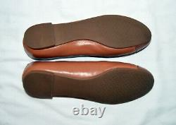 Tory Burch Flat Ballet Shoes Size 6