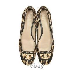 Tory Burch Gigi Leopard Print Shoes Size 7.5