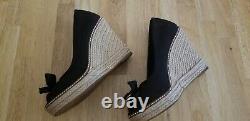 Tory Burch Jackie Shoes 7.5 Black