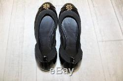 Tory Burch'Jolie' Ballet Flat, Women's Size 6 M, Black