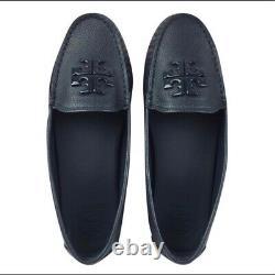 Tory Burch Lowell Driver Shoe- Navy