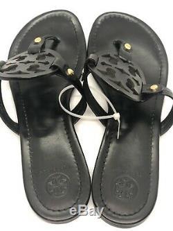Tory Burch Miller Flip Flop Sandals Size 10 M