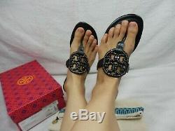 Tory Burch Miller Sandal 7.5 M w Box