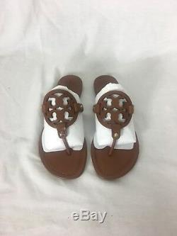 Tory Burch Miller Sandal Size 11 Vintage Vachetta