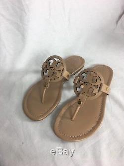 Tory Burch Miller Sandal Size 7.5 Light Makeup