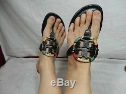 Tory Burch Miller Sandal size 8.5 M