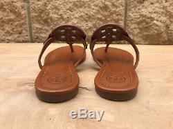 Tory Burch Miller Thong Sandal, Vintage vachetta, Size 6.5 M