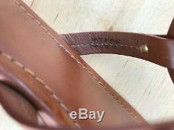 Tory Burch Miller Thong Sandals, Vintage Vachetta Leather, Size 7 M