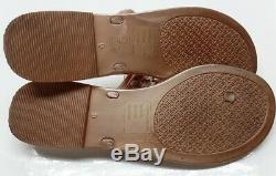 Tory Burch Mini Miller Jelly Thong Sandal Size 9M