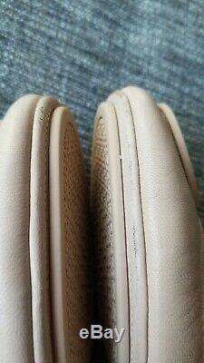 Tory Burch Minnie Travel Ballerina Flats Makeup Size 6M