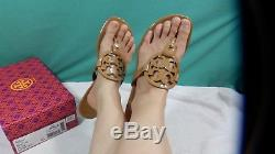Tory Burch Sand Miller Sandals size 9 M w Box