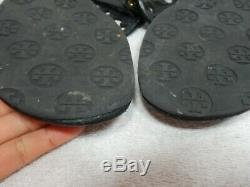 Tory Burch Tumbled Miller Sandal 9.5 M