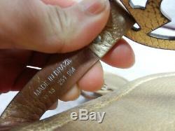 Tory Burch Tumbled Miller Sandal size 9 M
