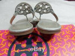 Tory Burch Tumbled Sandal size 9 M