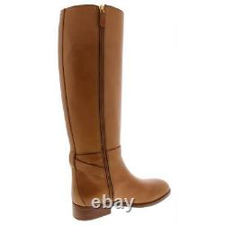 Tory Burch Womens Brooke Tan Knee-High Boots Shoes 8 Medium (B, M) BHFO 5300