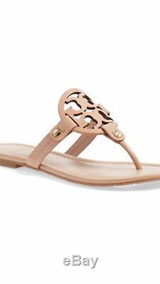Tory Burch miller sandals. Size 9.5 Make up color