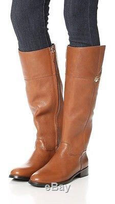 Tory burch jolie riding boots size 9 new in box