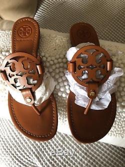 Tory burch miller sandals size 8. Vintage color
