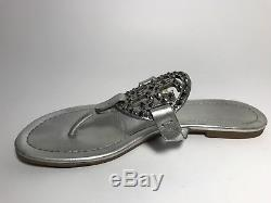 Women's Tory Burch Miller Embellished Sandal Size 6.5 M